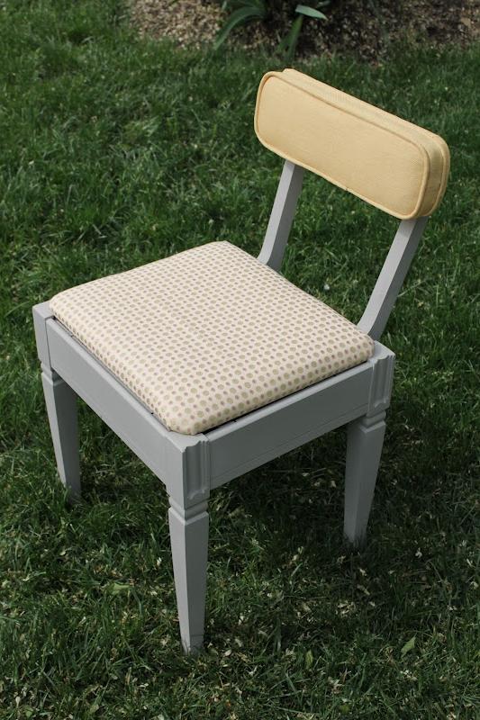sewing machine chair