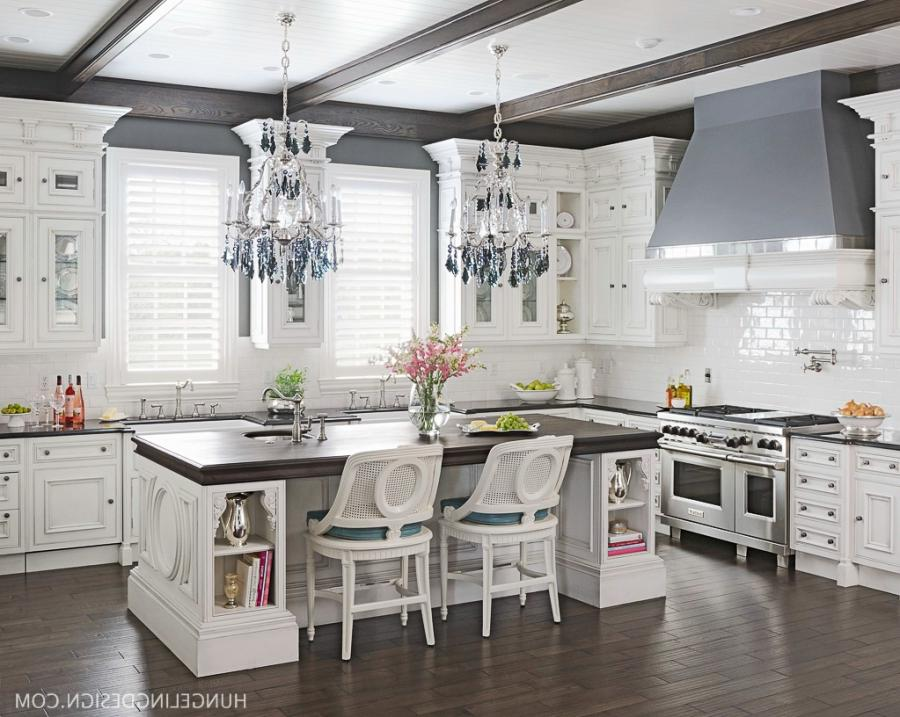 Clive Christian Luxury Kitchen in Murray, KY, by Hungeling...