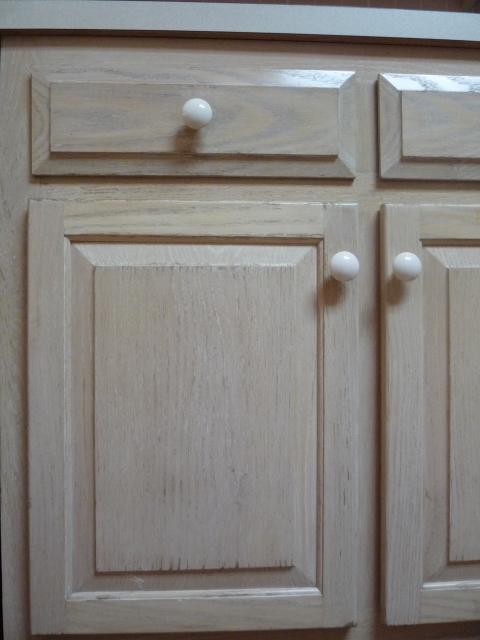Woodworks Refinishing Oak Kitchen Cabinets