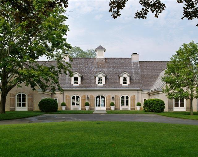 The French Carriage House overlooking Long Island Sound