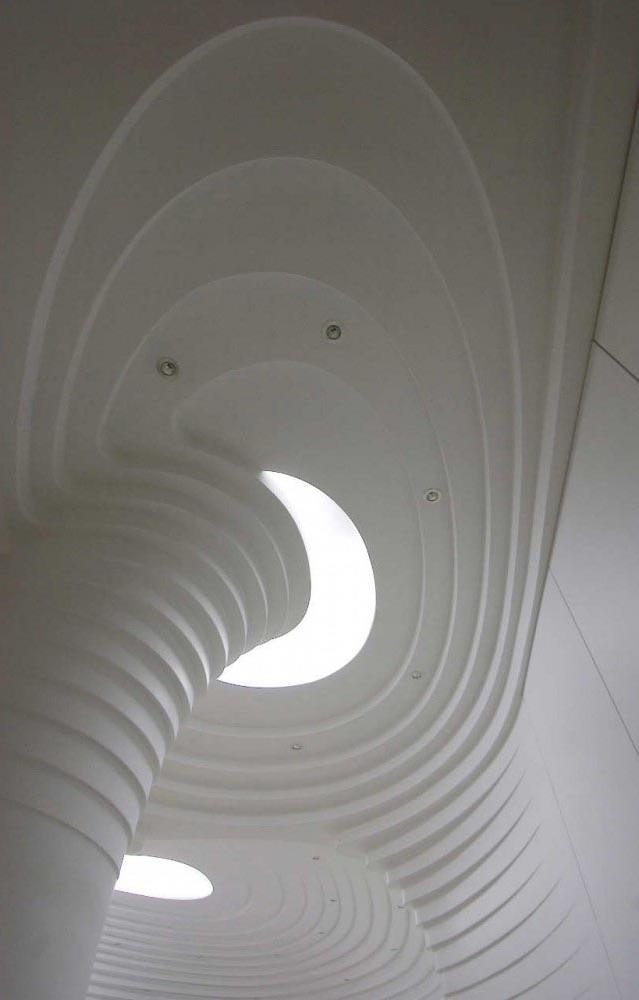 Ceiling Interior at Barin Ski Resort
