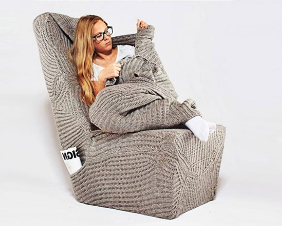 2013 Warm and Cozy Armchair