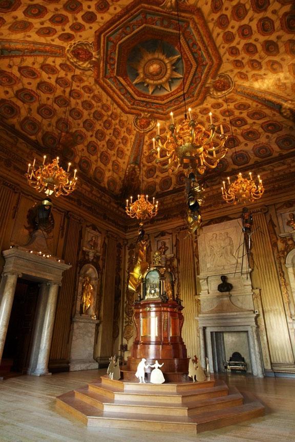 Kensington palace interior photos for Interno kensington palace