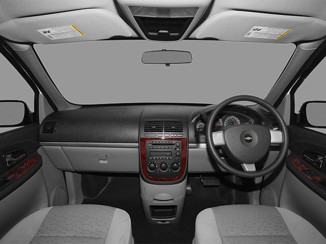 Chevrolet Uplander Photos Interior