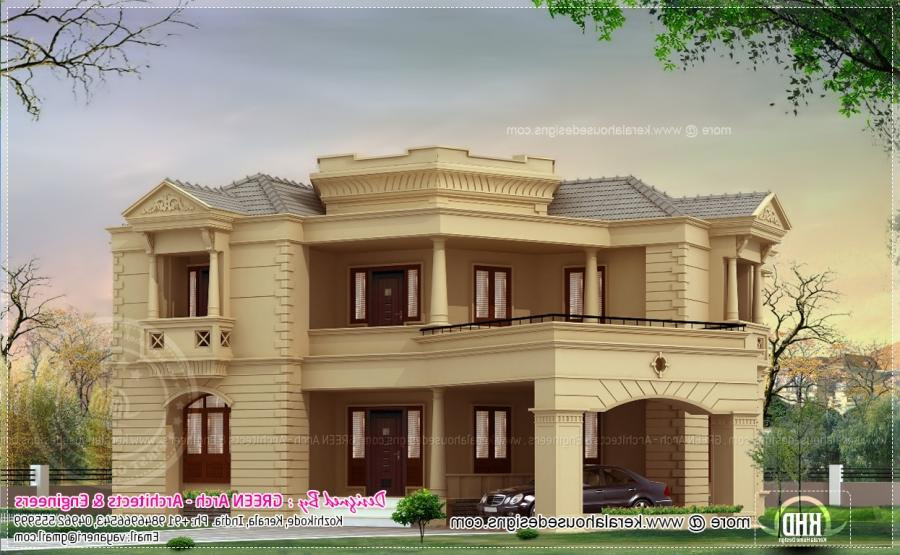 Different types of houses photos in india for Different types of house plans