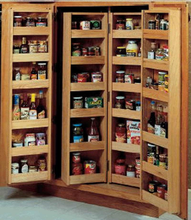 Food storage furniture - home & kitchen.