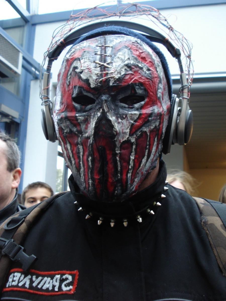 St1tch Mushroomhead cosplay. by spawner1AndOnly St1tch...