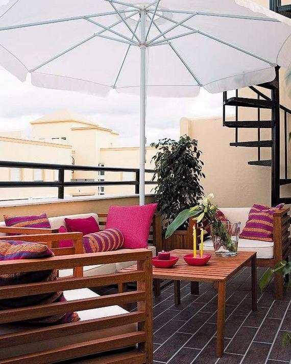 ... 25 balcony design ideas (3) ...