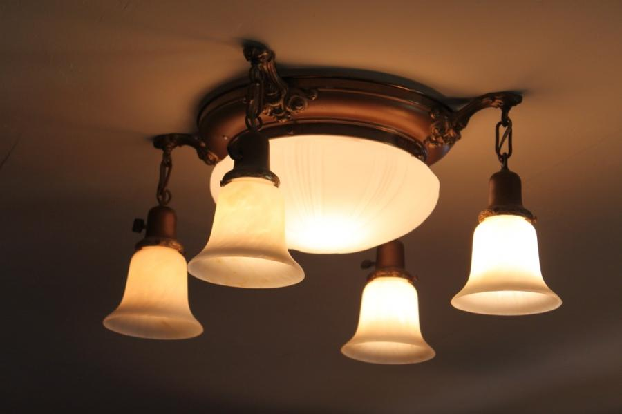 House Calls: Shedding light on antique fixtures