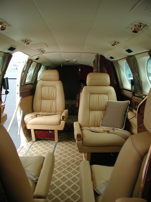 Ram For Sale >> Cessna 421 interior photos