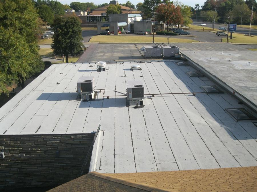 Low Pitch Roof Photos: low pitched roof