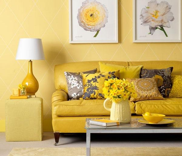 Room colors photos - Room color affects mood ...