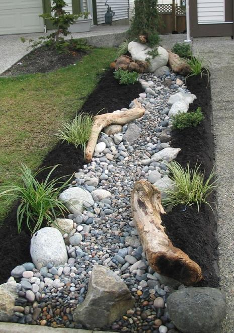 Dry Creek Bed Photos Landscaping