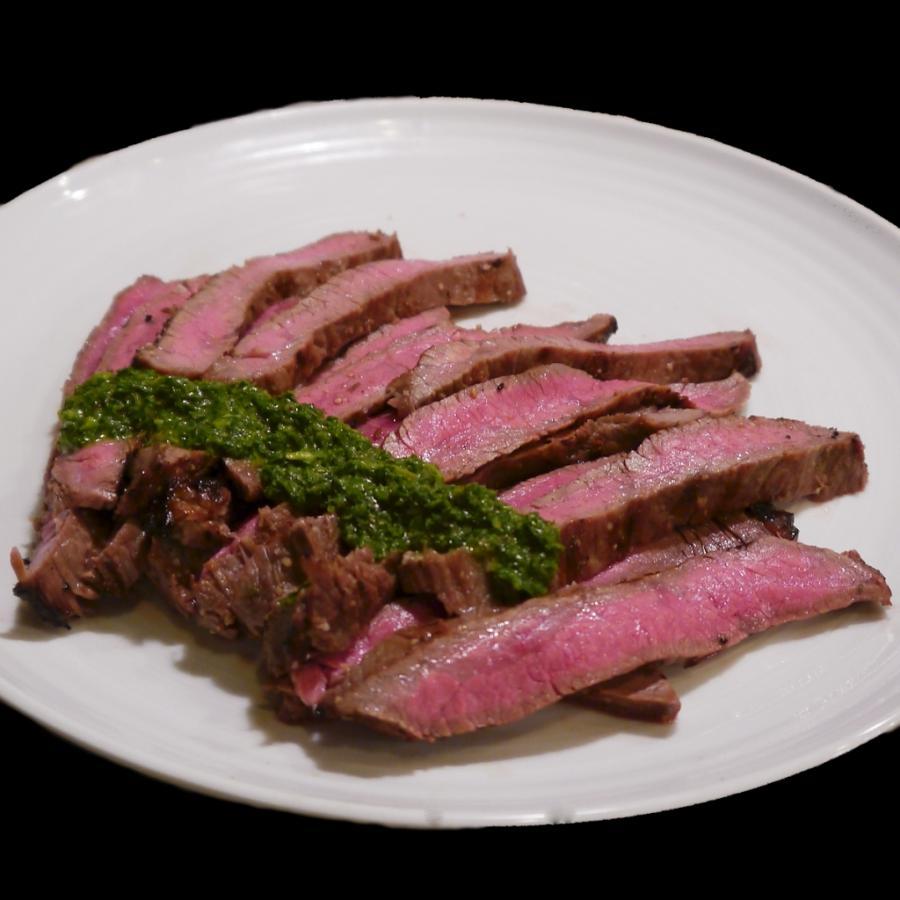 Flat Iron Steak Photo