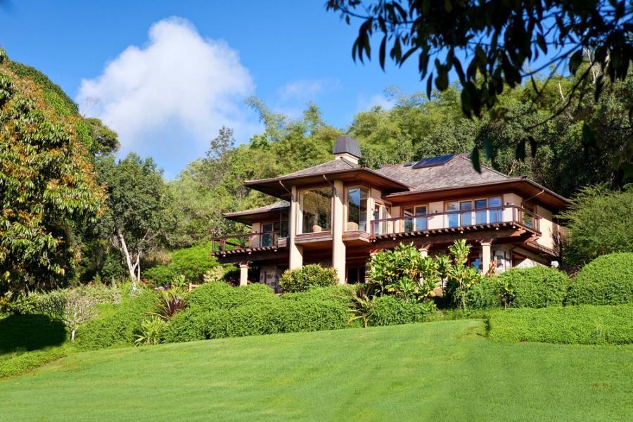 Valley house kauai photos for Kauai life real estate