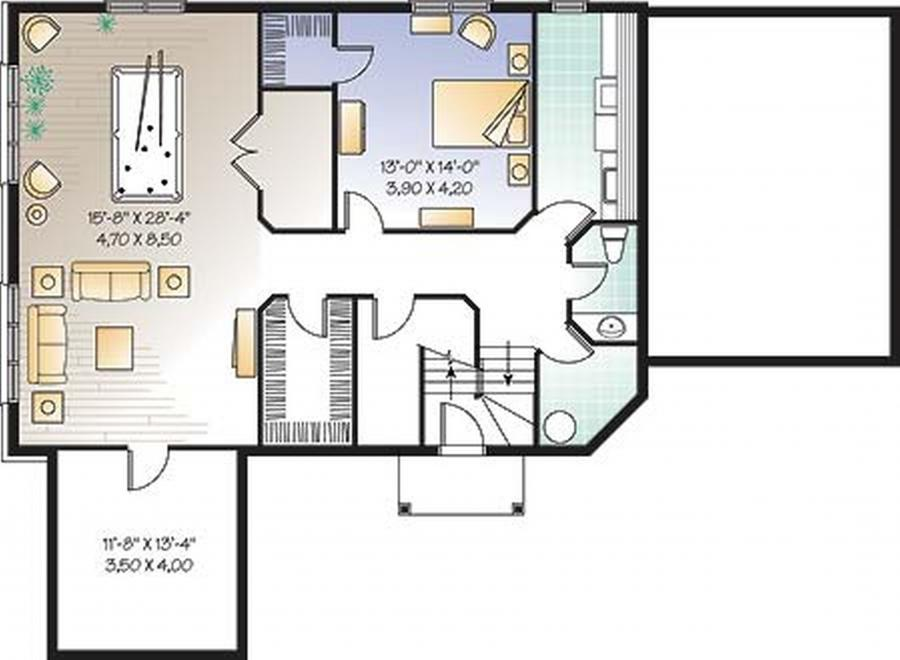 Luxury house plans with photos canada for Home hardware house plans canada