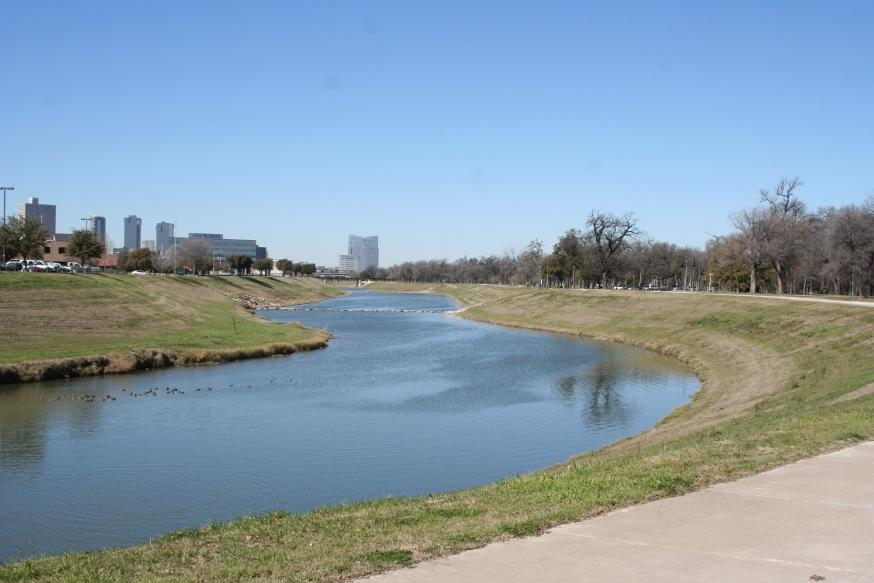 Figure 17. The Trinity River Corridor ...