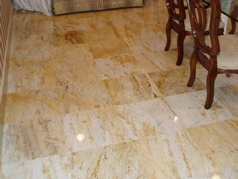 how to take care of marble floors