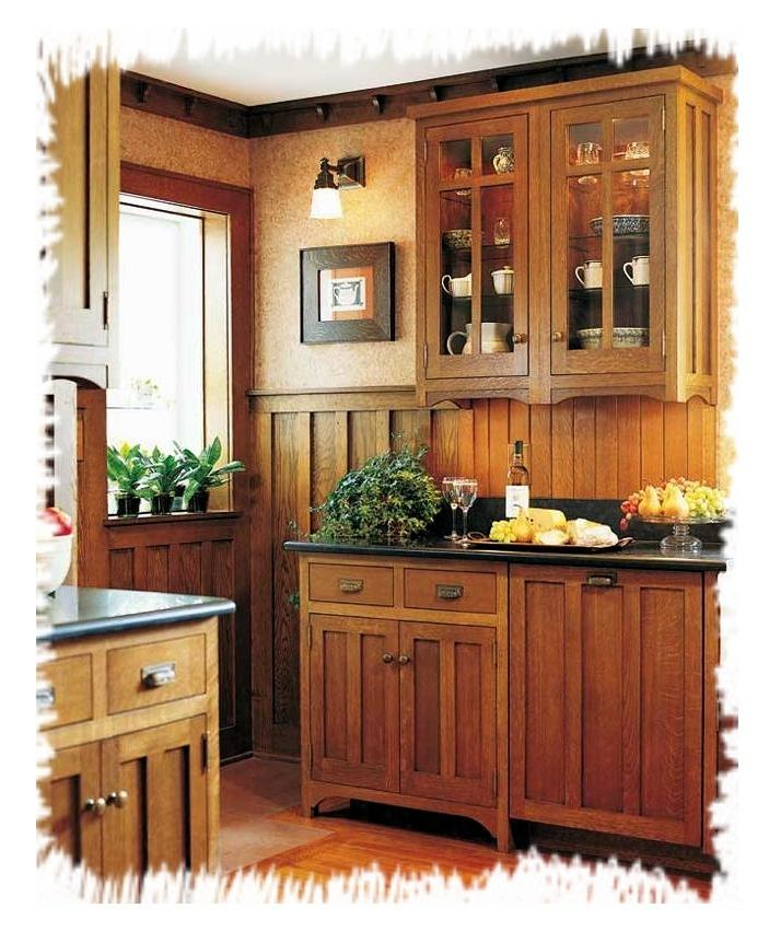 Arts And Crafts Kitchens Photos