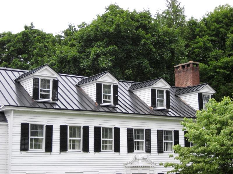 Metal Roof Photo