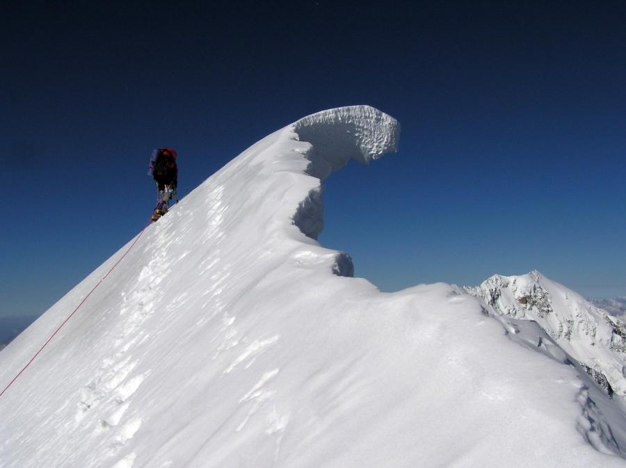 Cornice Traverse Photos