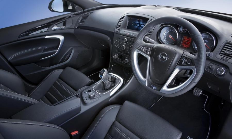 Vauxhall insignia interior photos for Opel corsa b interieur