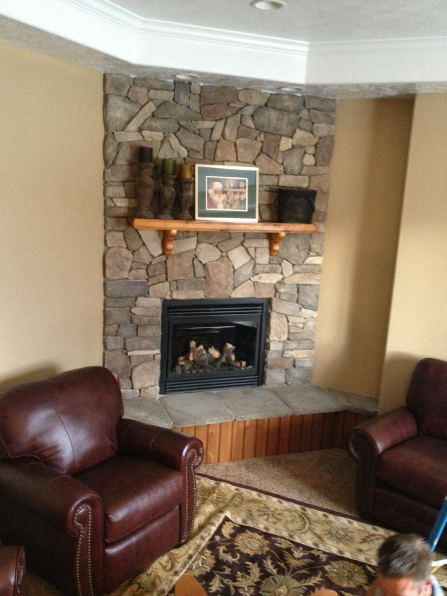 Photos Of Living Rooms With Corner Fireplaces
