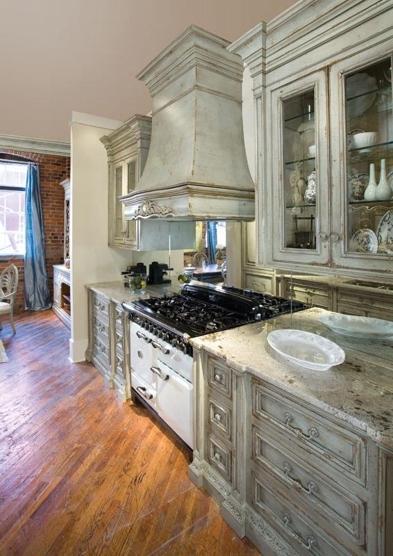 Galley Kitchen Design Another Market High Point | Habersham Home