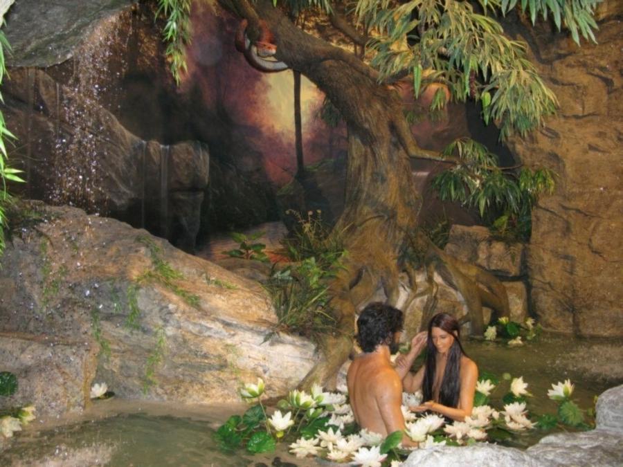 Real Photos Of The Garden Of Eden
