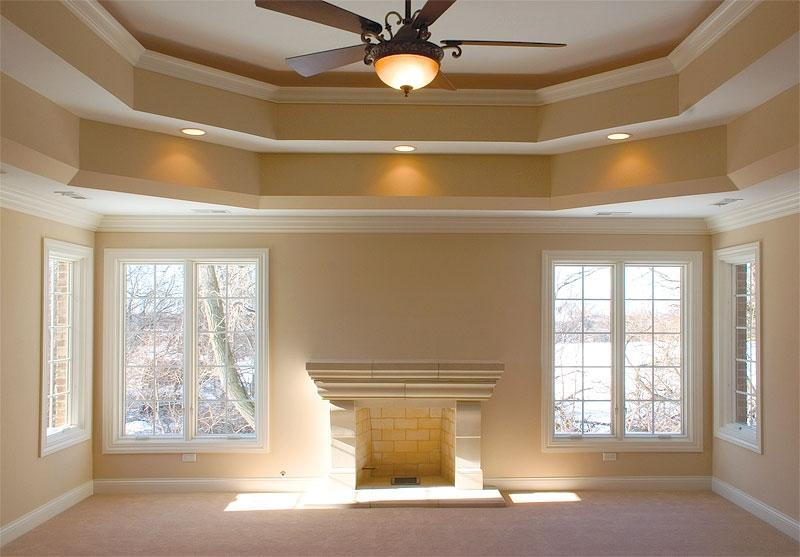 Tray ceilings are becoming quite popular for a few very good...