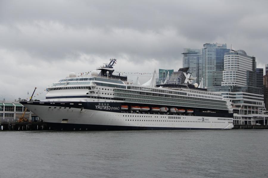 Celebrity Century (schip, 1995) - Wikipedia