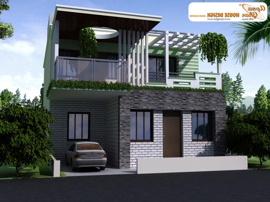 Small House Front Elevations : Small house front elevation photos