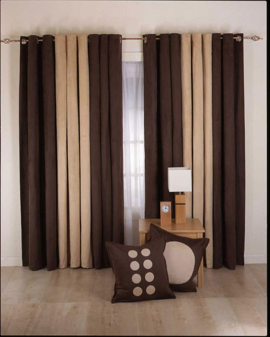 Best Variety of Geometric Curtains for Lighting Balance 2014 :...