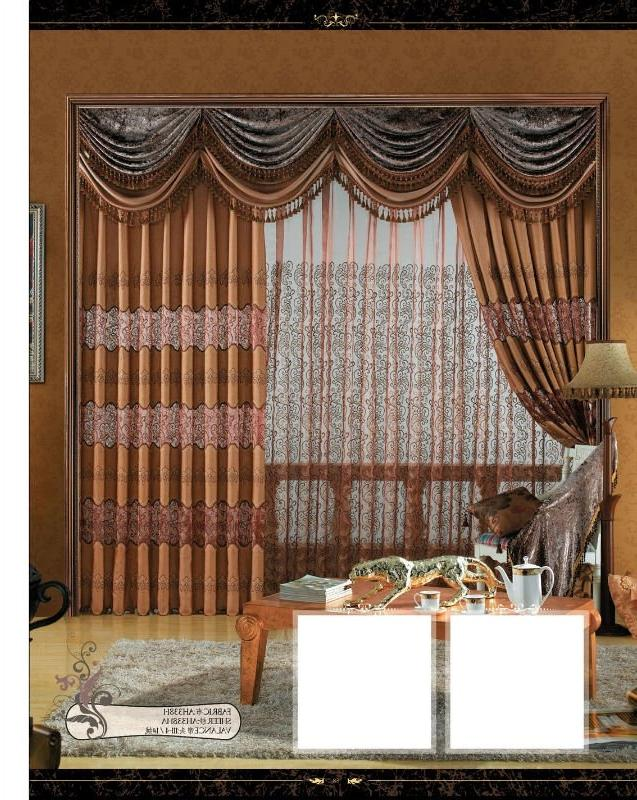 Photos Of Different Styles Of Curtains