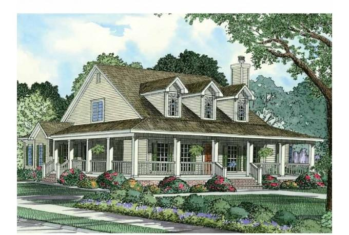 House Plans With Photos Wrap Around Porches