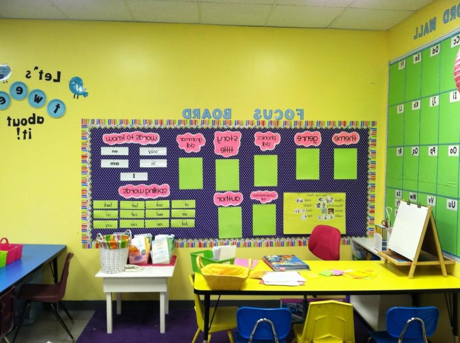 Classroom Decor Buy ~ Decorated classroom photos