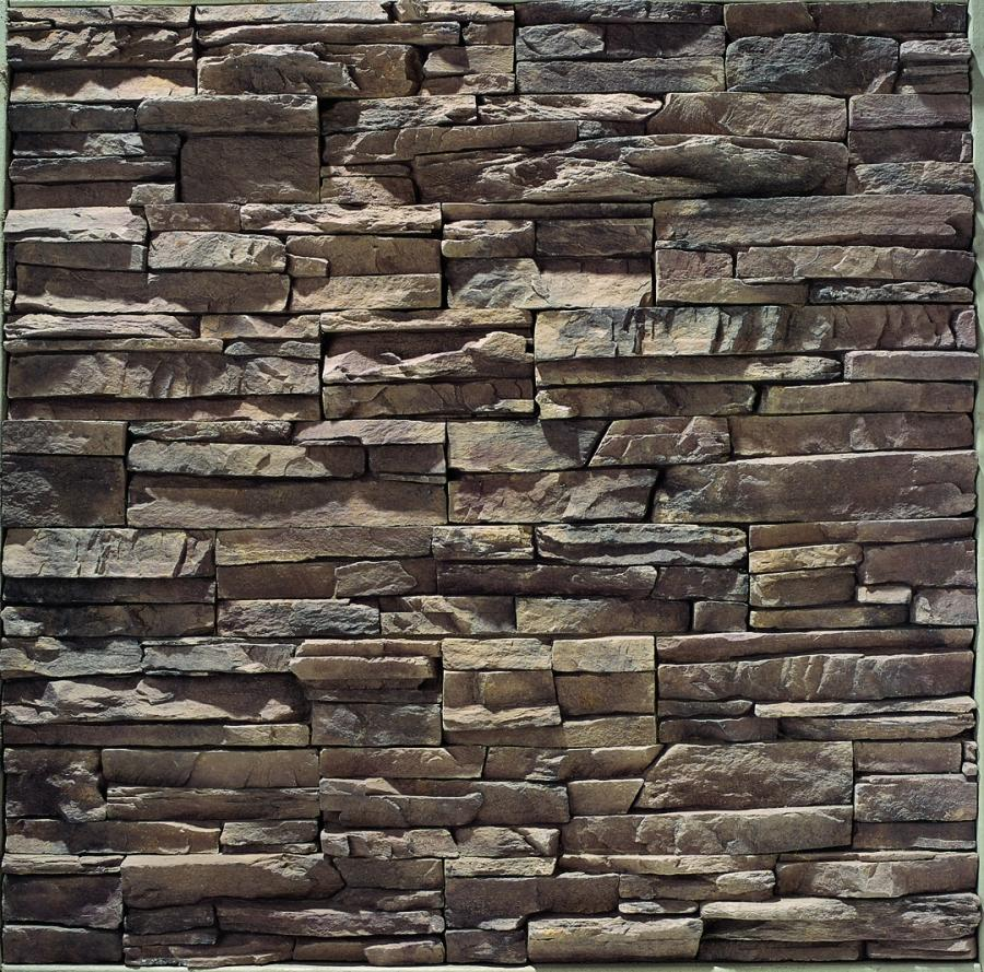 Dry stack stone photos for American brick and stone