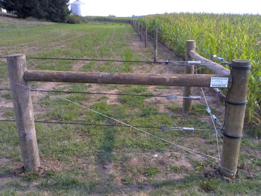 High Tensile Fence Photos