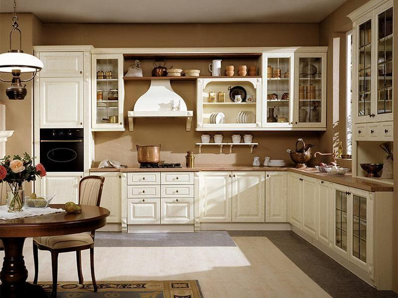 Old country kitchen photos for Classic country kitchen designs