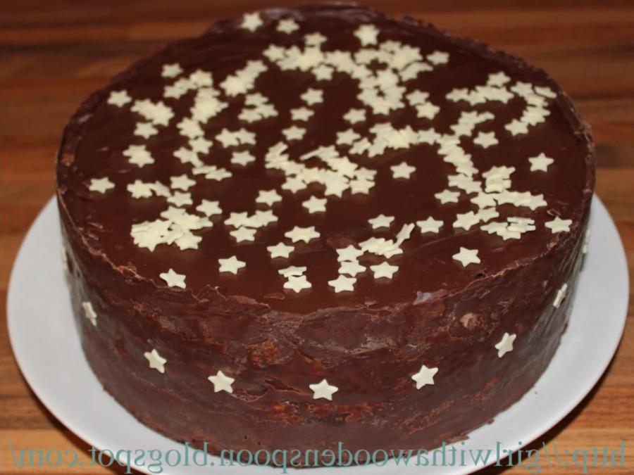Cake Decorating Mud Cake Recipe : Chocolate cake decoration photos
