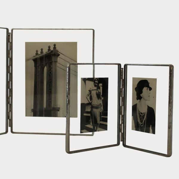 Bedford downing glass photo frame