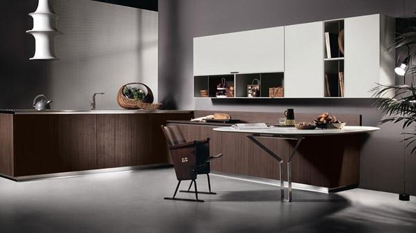 Pictures gallery of italian kitchen design
