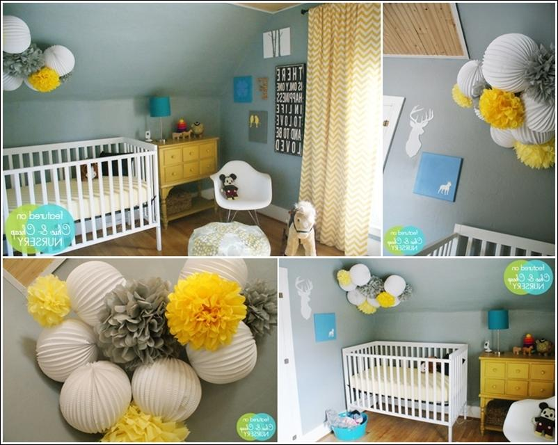 Photo decoration chambre bebe garcon - Stickers deco chambre garcon ...