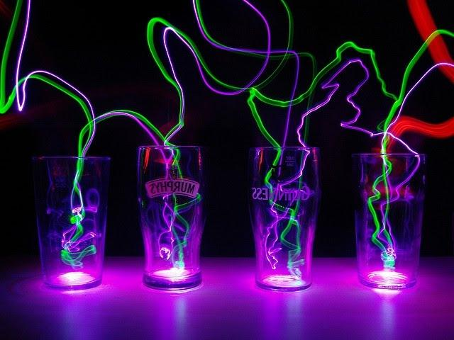 Photos With Slow Shutter Speed