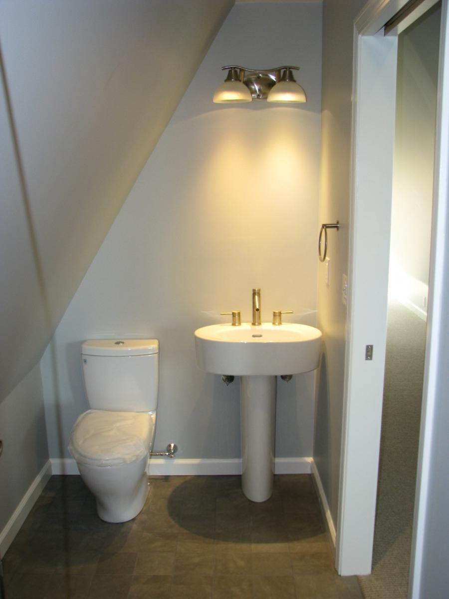 Hotel Interior : Prime Renovation Attic Bathroom Attic Bathrooms...
