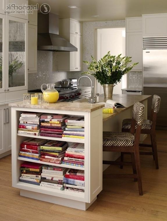 Kitchen Bookcase Photos