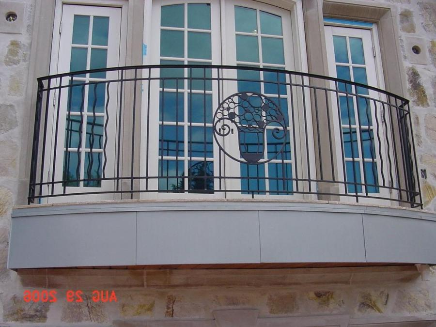 Balcony design photos.
