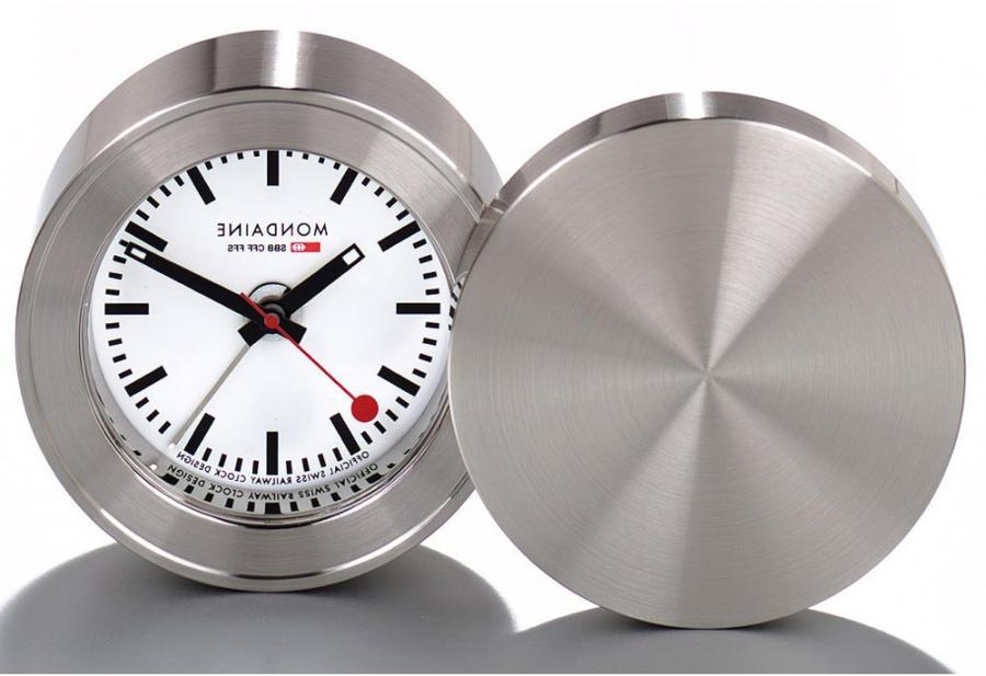 Travel photo clocks - Mondaine travel clock ...