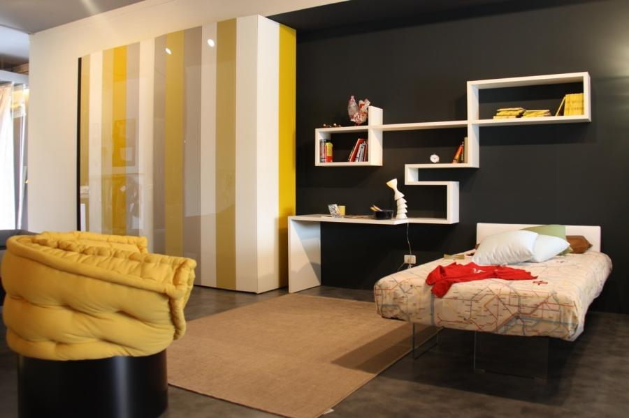 Inspired from bedrooms design, the Bedroom was designed with...