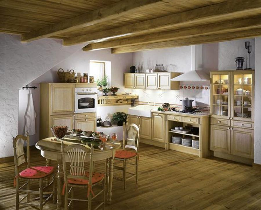 Kitchen , French Country Kitchens Idea : French Country Kitchens...